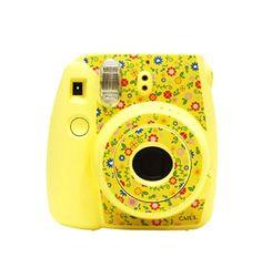 Fujifilm Instax Mini 8 Camera Sticker Decoration by MaterialDream