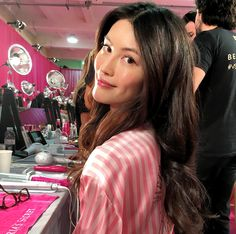 Sui He - suihestyle: Sui He at the backstage of VSFS 2015...