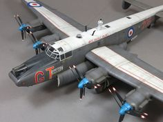 Airfix 1/72 scale Avro Shackleton MR.2 by Spencer Pollard