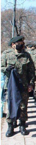 T.O.P Entering Final Police Military Training [PHOTO] - bigbangupdates