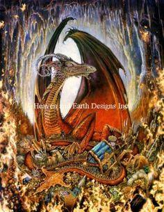 Supersized Treasure Dragon (HAED)