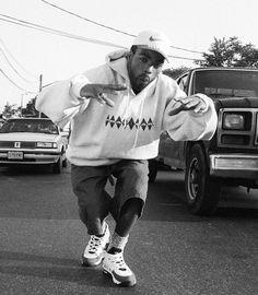 90shiphopraprnb:  Method Man  Staten Island, NYC 1994   by Chi Modu