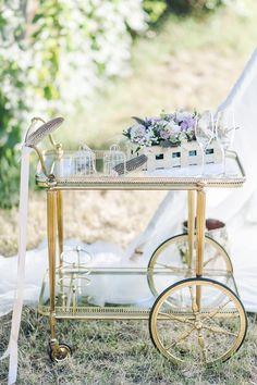 Romantische Gartenhochzeit mit Vintage Flair   Hochzeitsblog The Little Wedding Corner