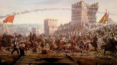 Orhan Gazi Dönemi(1326-1362): - SohbetS | Sohbet, Chat, Sohbet Odaları www.sohbets.com1333 × 750Buscar por imagen Orhan Gâzi, gençliğinden îtibâren Bizans tekfurlarıyla yapılan gazâlara katıldı. Muhârebelerde gösterdiği muvaffakiyetle babasının ve gâzilerin takdirini kazandı. 1298'de Bizanslıların tertiplediği Osman Gâzinin de dâvet edildiği