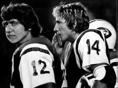 Two Alabama QBs played for the NY Jets at the same time - Joe Namath & Richard Todd