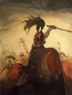Roman Legions in Gaul