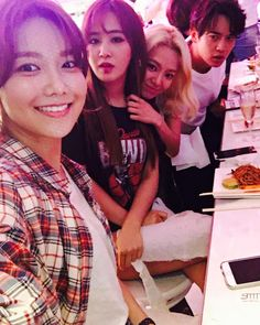 SNSD updates with their fun snaps from SMTown Live Tour in Japan