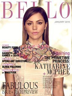 Katharine McPhee - Bello Magazine - Jan. '15