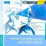 Leopold Stokowski Conducts Blacher, Prokofiev, Milhaud and Others [CD]