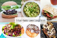 Who else CANNOT wait for summer barbecues and picnics?! I personally love them because they combine two of my favorite things.  (Being outside + eating, of course.) But these events are not always the easiest to navigate for those of us who prefer plant-based eats.