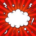 Comic Talk Stickers Pack 03 nuovi sticker per messaggi che colpiscono | QuickApp