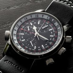 Glycine Airman Chrono 08 Limited Edition Mens Watch