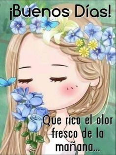 Good Day Messages, Inspirational Good Morning Messages, Spanish Inspirational Quotes, Spanish Quotes, Good Morning In Spanish, Good Morning Funny, Good Morning Quotes, Happy Birthday Ballons, Happy Birthday Wishes