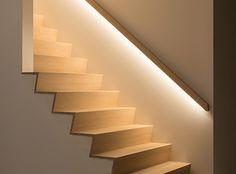 © Decotrap - Rampe escalier avec Éclairage à DEL 1