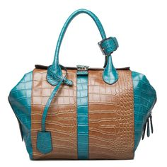 Teal + Tan = Must Have!!