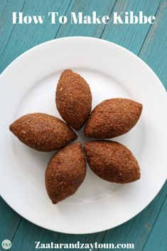 Making great kibbe is an art form, and can take years of practise to get just right. You have to make sure the kibbe is crunchy but not too dry Lebanese Kibbe Recipe, Lebanese Recipes, Kibbeh Recipe Lebanese, Middle East Food, Middle Eastern Recipes, Armenian Recipes, Arabic Recipes, Gourmet, Finger Foods
