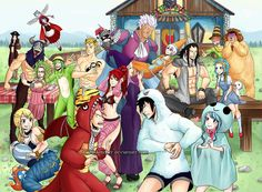 Home sweet home -Fairy Tail by RushiSketcher on DeviantArt