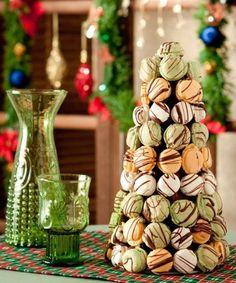 25 Árvores de Natal Comestíveis para Decorar a Ceia - Casa e Festa