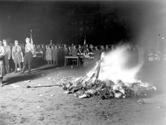 The Time of Book Burning