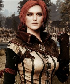 Steam Community: The Witcher Wild Hunt. The Witcher Books, The Witcher Game, The Witcher Wild Hunt, Witcher 3 Triss, Ciri, Witcher 3 Characters, Fantasy Characters, Final Fantasy, Fantasy Art