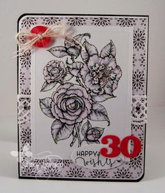Simply Camellias http://powerpoppy.com/collections/clear-stamps/products/simply-camellias