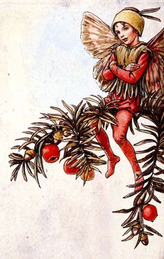 Christmas:  Cicely Mary Barker
