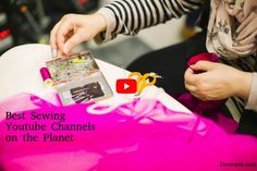 Top 100 Sewing Youtube ChannelsSewing Youtube Channels ListSewing is the craft of fastening or attaching objects using stitches made with a needle and thread.The Best Sewing Youtube Channels selected from thousands of Sewing channels on youtube and ranked based on youtube channel...