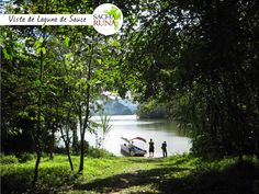 Vista de Laguna de Sauce, Agencia de Turismo Sacha Runa Tarapoto