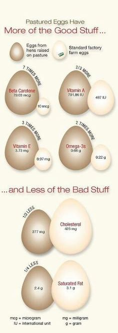 Eating healthy is always expensive but we only live once. A must switch from regular eggs.