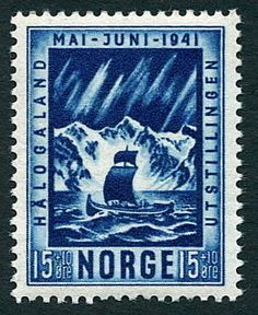 Norway Stamp1941