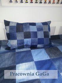 jeans, denim, pillow, cushion