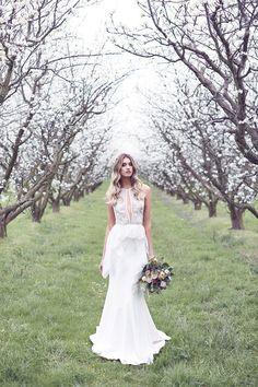 Spring Bride Inspiration