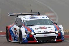 VW Scirocco Race Car, Martini Team livery