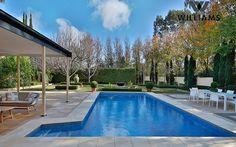 Millswood. Garden. Swimming pool. Outdoors. Adelaide. InDaily. Living.