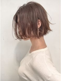 Ideas For Hair Styles Short 2018 Carre Haircut, Short Bob Hairstyles, Cool Hairstyles, Hair Inspo, Hair Inspiration, Medium Hair Styles, Long Hair Styles, Shot Hair Styles, Hair Arrange