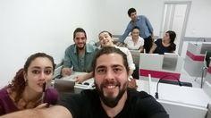 Hoje foi mais um dia a #aprender :) #Formação/Workshop de #InternetMarketing para #empresas: como usar a internet para alavancar #negócios e empresas e como atraír pessoas e torná-las em clientes. http://viver-livre.com/r/cp-mudamos-a-vida-aos-21