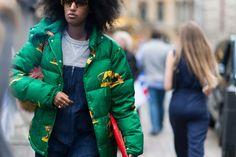 The Best Street Style From London Fashion Week  - ELLE.com