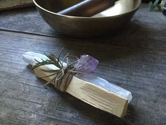 A personal favorite from my Etsy shop https://www.etsy.com/listing/290664299/inspired-smudging-bundles-palo-santo