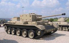 De A 27 Cruiser Mark VIII Cromwell, ook wel simpelweg Cromwell geheten, is een Britse tank uit de Tweede Wereldoorlog.