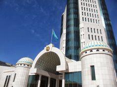 Astaná, capital de kazajstan.