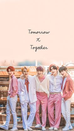 Annyeonghaseo, Tommorow by Together imnida! K Pop, Kpop Wallpaper, Blue Hour, Kpop Guys, Group Photos, The Dream, Foto Bts, South Korean Boy Band, Boy Bands