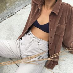"""1,277 Likes, 6 Comments - Na Nin Vintage (@naninvintage) on Instagram: """"Vintage chocolate corduroy cotton button up jacket fits s-xl frames $56 + shipping 