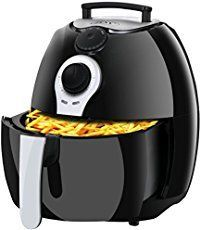 "Air fryers use rapid air circulation to simulate the process of boiling in oil. What is an air fryer? It's tasty ""fried"" food without all the grease!"