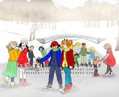 068. Winter Wonderland by Hakui-Kitsune