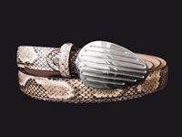 Accessories  - Belt Buckle 01 by Feirouz Jewellery  in silver 925. python belt.