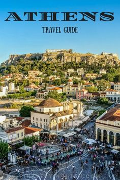 Athens Travel Guide - Where to stay, eat, drink, play.