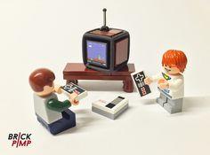 NES / LEGO Custom Sticker: www.brick-pimp.com | by brick pimp