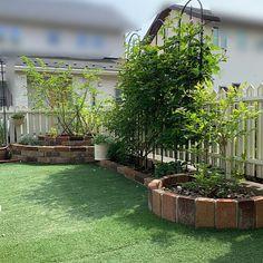 Stone Garden Paths, Garden Stones, Planters, Backyard, Exterior, House, Gardening, Stones For Garden, Patio