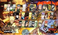 Naruto Senki Mod Apk for Android All Version Complete (Latest Update Naruto Sippuden, Naruto Mugen, Naruto Uzumaki Shippuden, Naruto Free, Naruto Games, Boruto, Free Android Games, Free Games, Android Apps