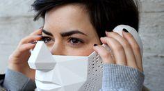 Eidos - Sensory augmentation equipment by Tim Bouckley, Millie Clive-Smith, Mi Eun Kim & Yuta Sugawara on Vimeo Wearable Technology, Technology Gadgets, New Technology, Futuristic Technology, Google Glass, Cool Inventions, Cool Tech, Interactive Design, Cool Gadgets